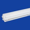 CE Approval of CIF Waterproof Fluorescent Fixture T8 H Series