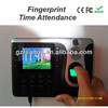 RTC-101 finger print reader attendance price of biometrics fingerprint scanner biometric reader access control