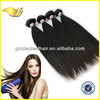 100% virgin human hair straight brazilian hair