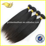 6A grade natural silky straight cheap brazilian virgin hair
