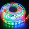 5050 programmable rgb led strip multicolor changeable