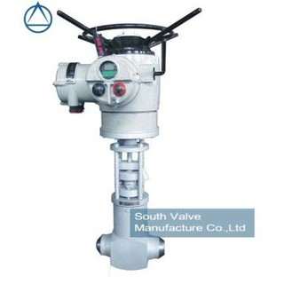 High Pressure and Temperature Whole Forging Gate Valve