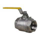 YL-009 2PC Type Stainless Steel Ball Valve with Internal Thread