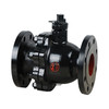 YL-005 Gary Cast Iron or Ductile Iron Flanged Floating Ball Valve