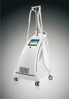 Bi-polar RF and Cavitation+Vacuum laser slimming equipment