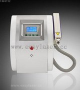 portable q-switch nd yag laser tattoo removal machine on promotion!!!