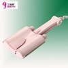Top hair curling iron