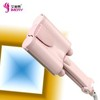 hair curler with five temperature control display