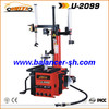 Semi-automatic tyre changer
