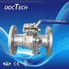 Stainless Float Ball Valve