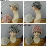 FASHION LADIES  HAT WITH A BOWKNOT