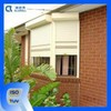 Aluminum electric shutter doors and Windows