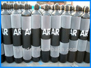 industrial seamless steel argon gas cylinder