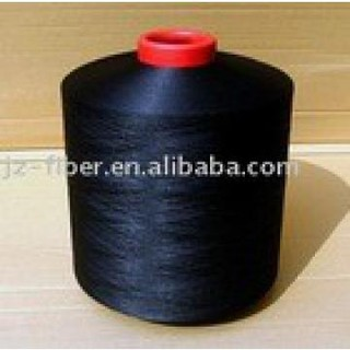 dope dyed yarn