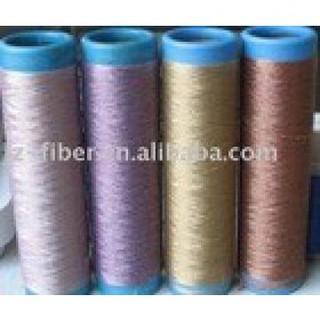 tricolor yarn