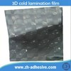 New 3D Multi-Lens film style cold lamination film for photo