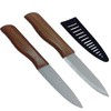 Bamboo Ceramic Parer Knives Set
