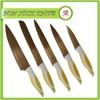 New Design Non Stick Inox Slicing Knives