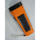 YJ-1012T  5+18pcs Solar and  rechargeable LED flashlight