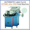 5-Funtion Label cutting and folding machine