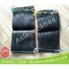 AP-T767 15kg black color Woven PP circular mesh bags for potatoes