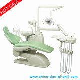 ST-3604(2013) dental chair unit dental delivery system with chair,delivery system,dental light,assitant system and dental stool