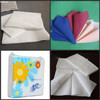 Emboss Napkin Paper folding  Machine