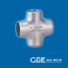 "GEE ASME B16.9 14"" *SCH40 A234 WPB Carbon Steel Cross"