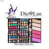 80  Color Eyeshadow &6 color powder  Leather Eye Makeup Palette
