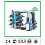Six Color Flexible Printing Machine