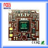700tvl Sony Effio CCD OSD CCTV Board Camera Module