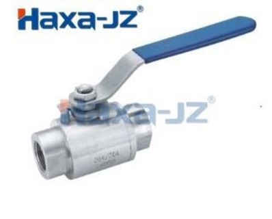 2PC Full bore class 1500 forged steel ball valve