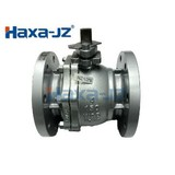 Cast steel Floating ball valve
