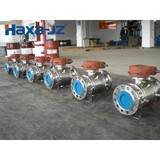 Forged Trunnion Mounted Ball Valve (Q347)