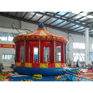 hot new style promotional Rotating inflatable Bouncer