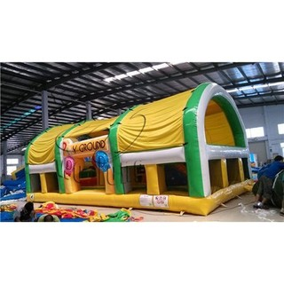 new long commercial Candy inflatable Bouncer