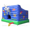 Inflatable castles, CE approved bouncy castles, jumping castles