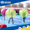 TPU inflatable body bumper ball, inflatable body zorb ball