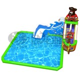 Amazing cheap water park equipment for sale