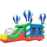 Fun park china inflatable air bouncer
