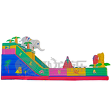 Professional jumping castle inflatable