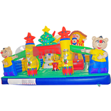 Professional supplier inflatable bouncer adult