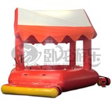 High Quality commercial inflatable water jumping pillow