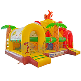 Direct factory china inflatable slide
