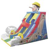 Wholesale kid large water slide