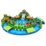 Funny water park equipment price