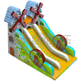China High Quality Wholesale inflatable park slide