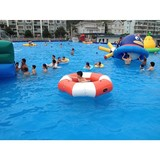 Customized inflatable water park toys