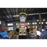 Fun customized advertising inflatable man