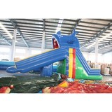 high quality cheap inflatable water slides